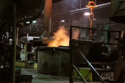 Photo of a Furnace created by Seneca Foundry in Webster City, Iowa.